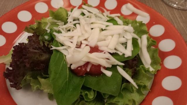 Salada Confit