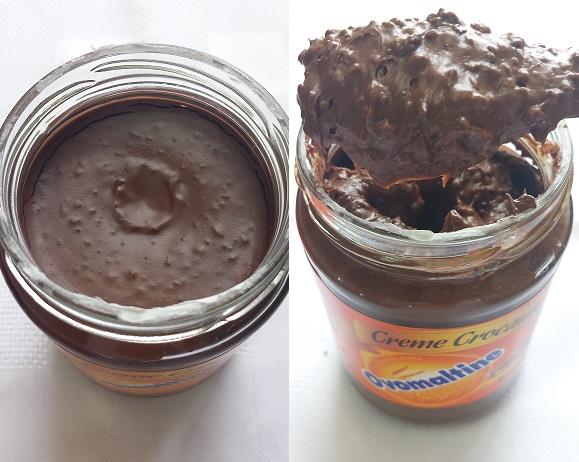 O cheirinho que vem quando você abre o pote é delicioso!