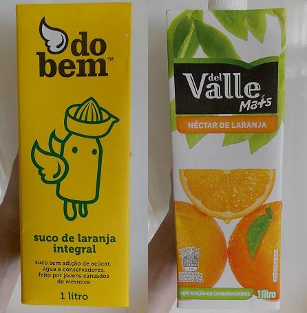 Suco Do Bem X Del Valle