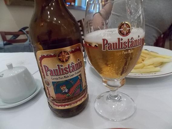 Cerveja Artesanal Paulistânia