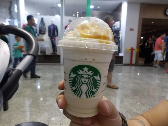 Frappuccino Doce de Leite (sem café)