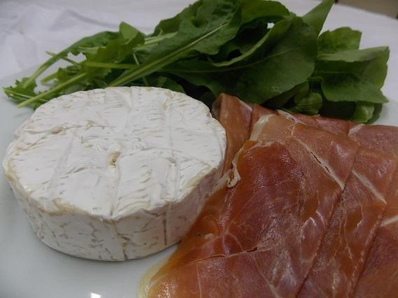 Risoto Parma, Brie e Rúcula (3)