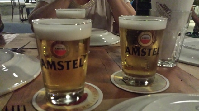 Chopp Holandês Amstel