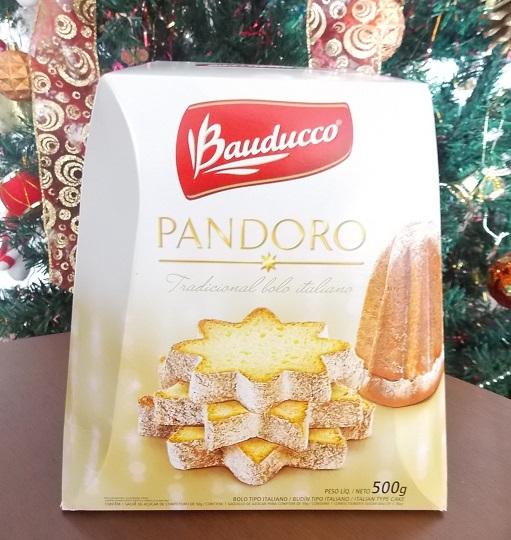 Pandoro Bauducco