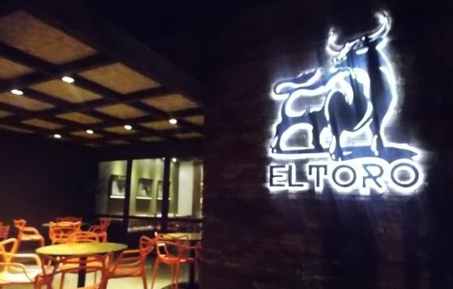 El Toro Rio Preto