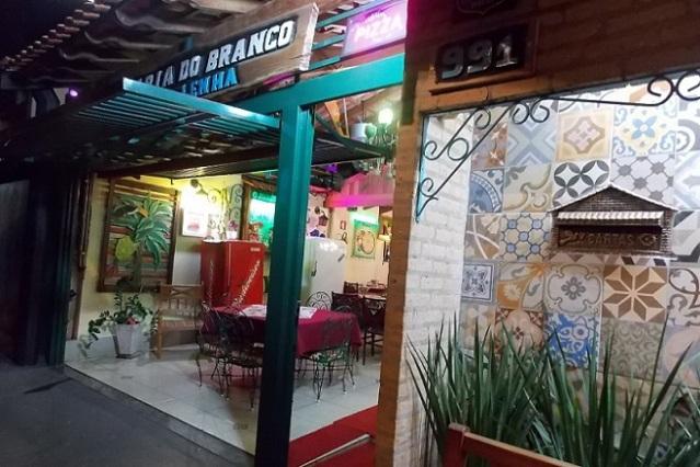 Pizzaria do Branco  Rio Preto 1