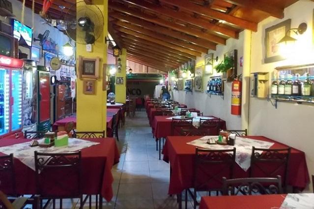 Pizzaria do Branco  Rio Preto 4