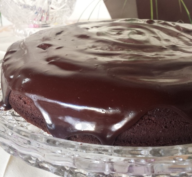 bolo de chocolate funcional sem gluten sem lactose
