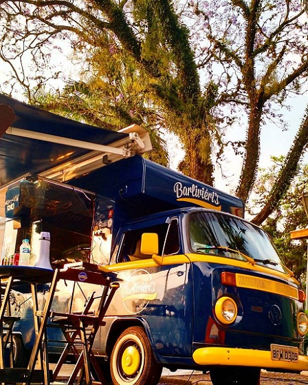 Barlivieris Food Truck