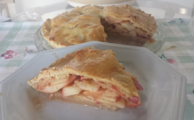 Apple Pie (torta de maçã americana)
