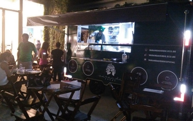 Food Truck Varanda Verde