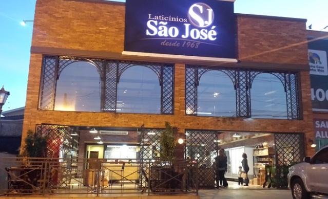 Laticínios São José Rio Preto