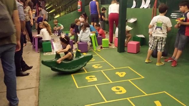 Espaço Kids - Atividades