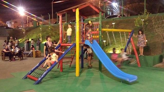 Espaço Kids - Parquinho