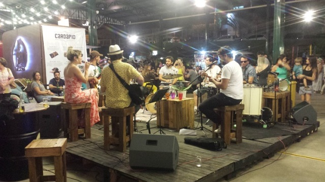 Samba rolando