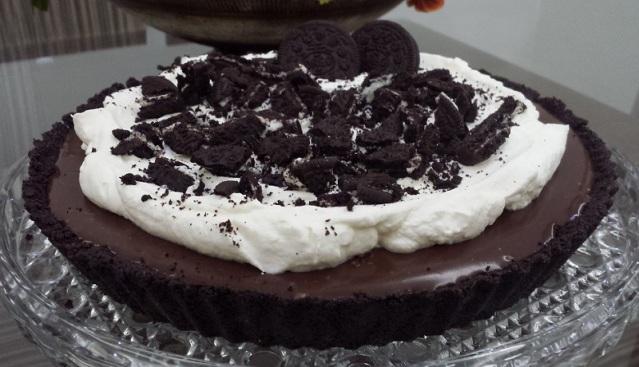 torta chocolate Oreo